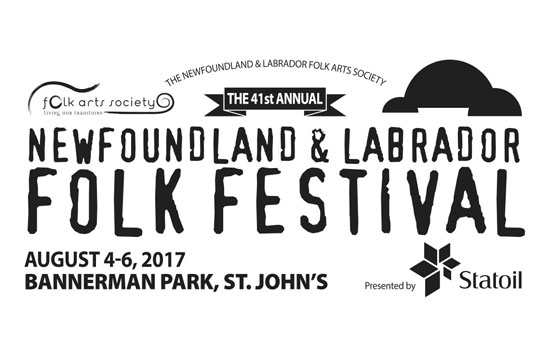 Statoil Presents the 41st Annual NL Folk Festival