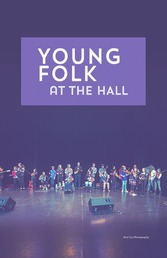 Young Folk at the Hall