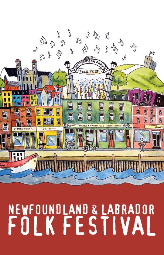 Newfoundland & Labrador Folk Festival
