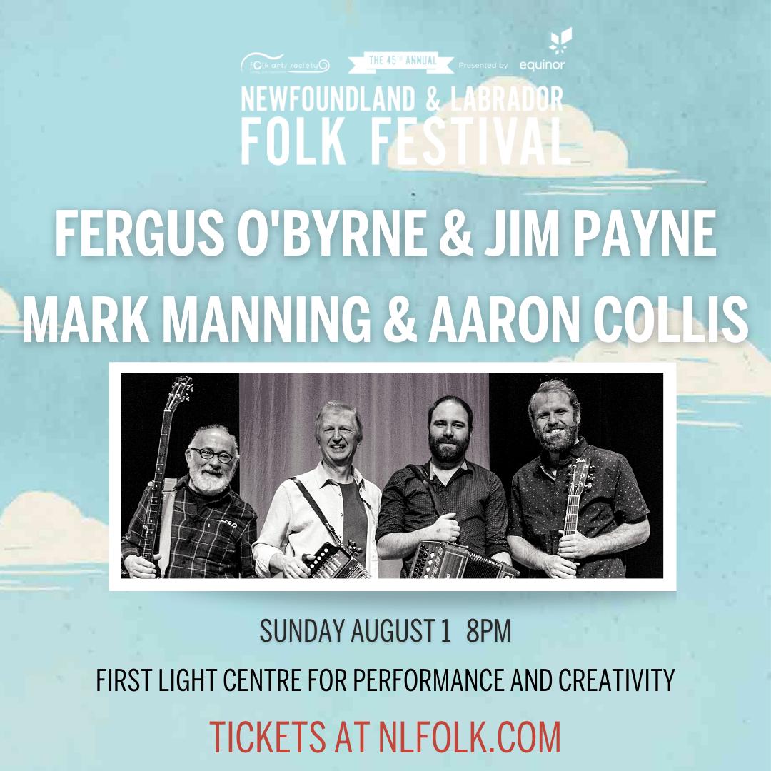 Fergus O'Byrne & Jim Payne + Mark Manning & Aaron Collis