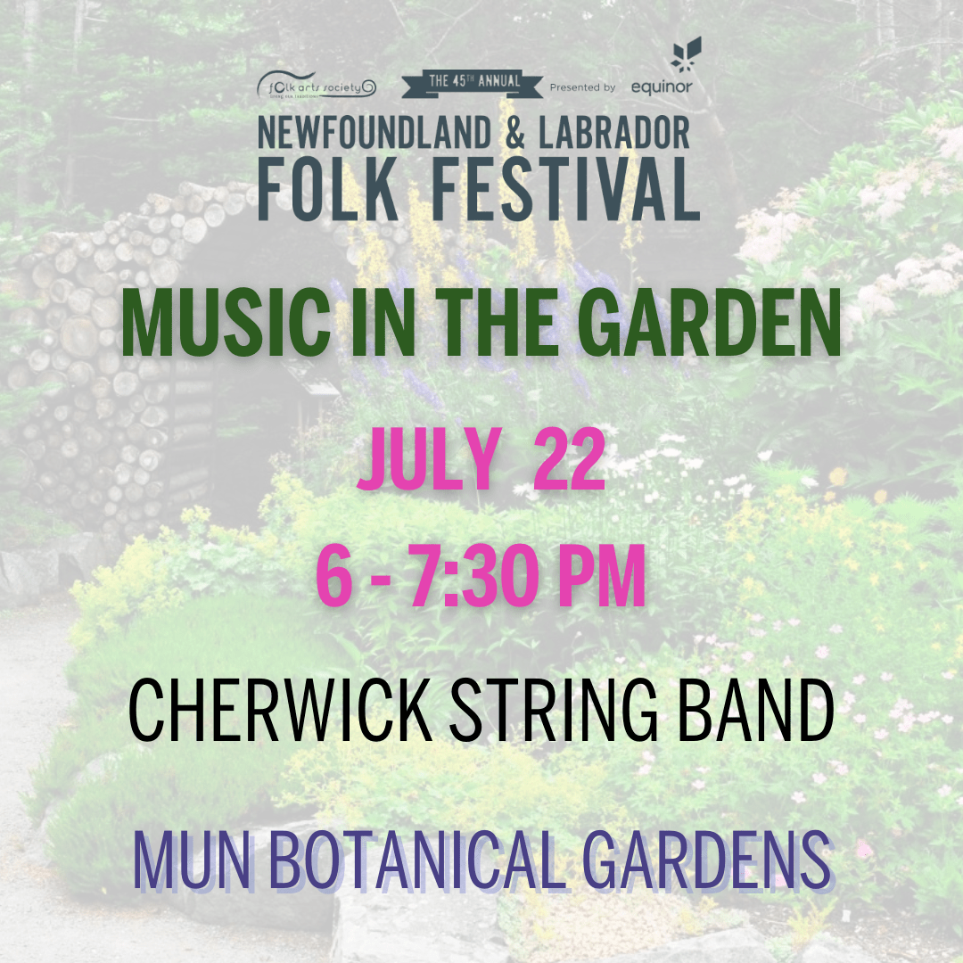 Music in the Garden with the Cherwick String Band