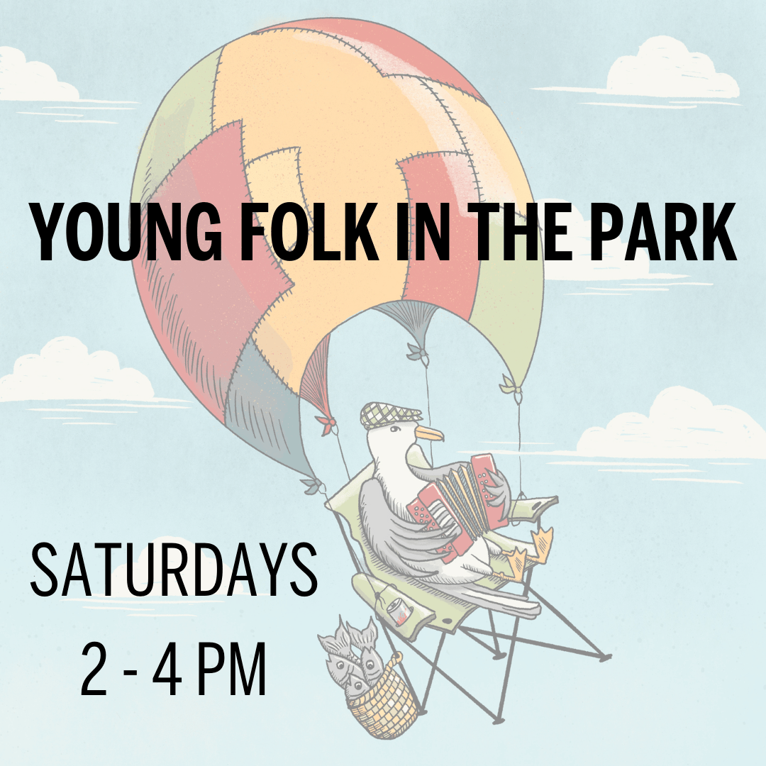 Young Folk in the Park