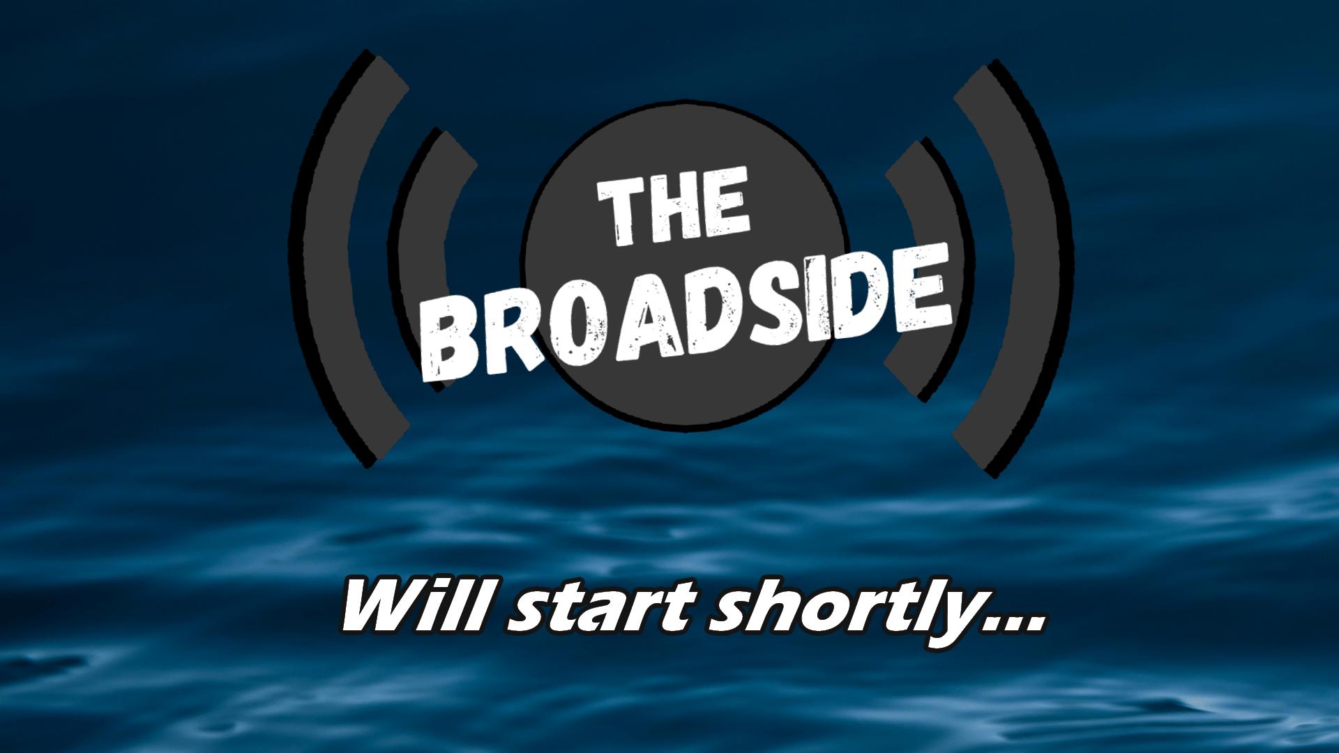 The Broadside for October 18!