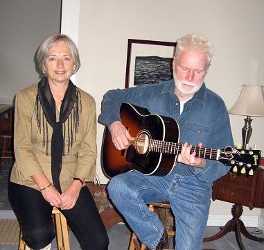 Shirley Montague & Gordon Quinton