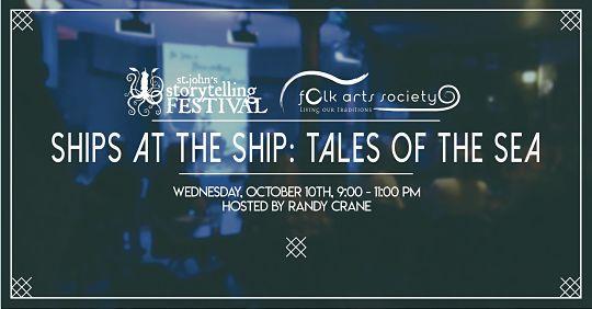 Ships at The Ship:Tales of the Sea