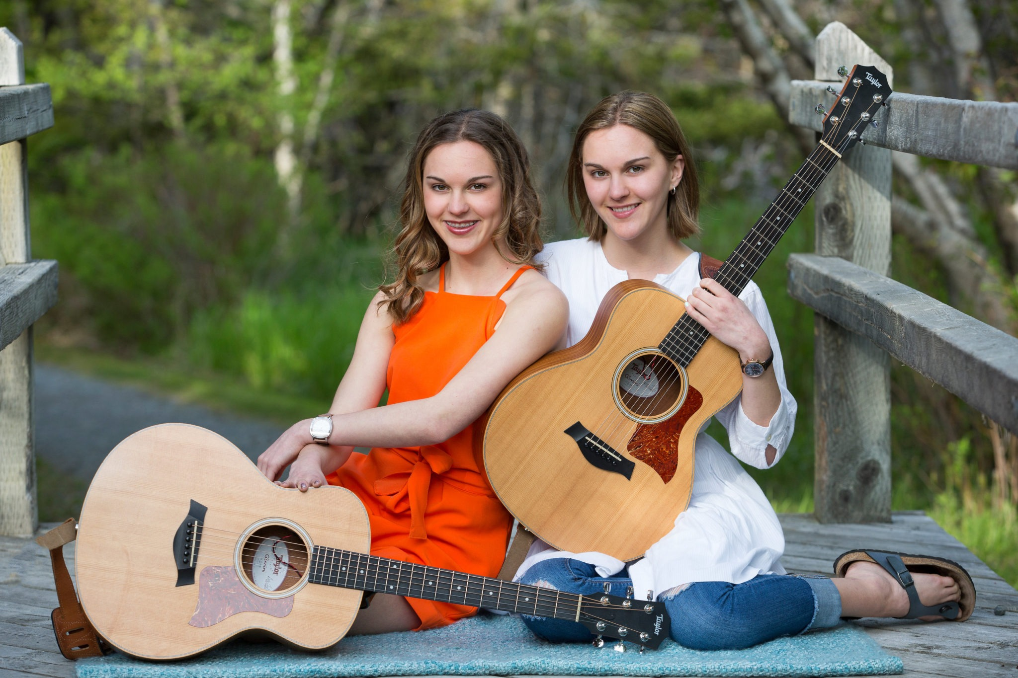 The Antle Sisters