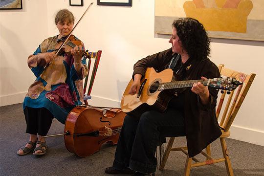 Jean Hewson & Christina Smith