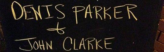 Denis Parker & JC Clarke